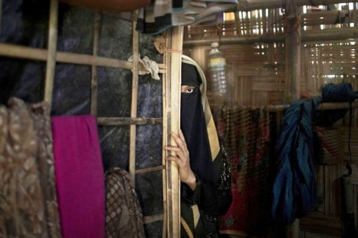 Rohingya Muslim Rape Survivors Babies Quietly Emerge