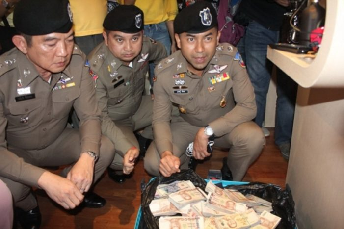 Tourist Police Bust Chinese Fraudsters in Phuket in Joint Thai-China Operation