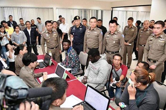 Ugandan Men Busted for Online Romance on Koh Samui