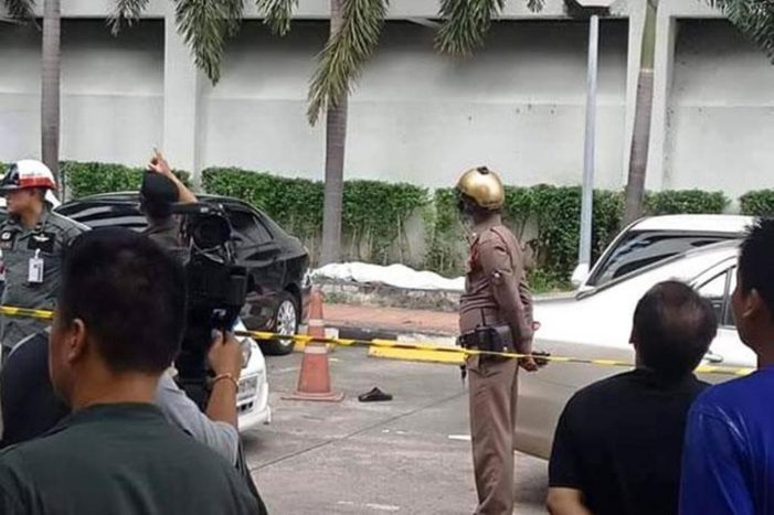 Distraught Father Jumps to his Death from 8th Floor of Courthouse after Bangkok Criminal Court Acquits Son's Alleged Killer