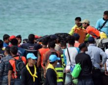 Phuket Hospital Morgue's Running Out of Space as Death Toll from Thai Tourist Boat Sinking Climbs to 41