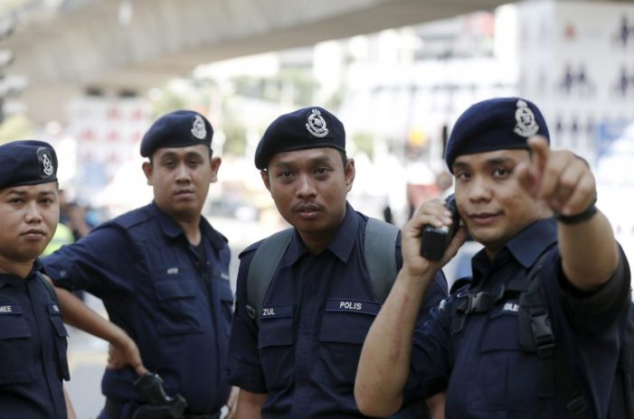 Malaysia Police Hunt for Missing Radioactive Material