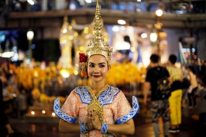 Thailand Rolls Out Red Carpet for 500 Chinese Companies