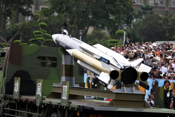 Taiwan Developing Missiles and Interceptors to Counter China Aggressive Military Expansion