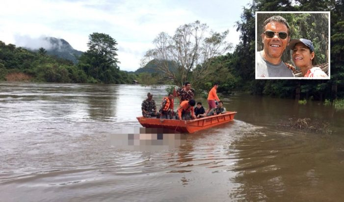Irishman Robert Lytle Reportedly Missing in Kanchanaburi Province Found Dead in Kwai Noi River