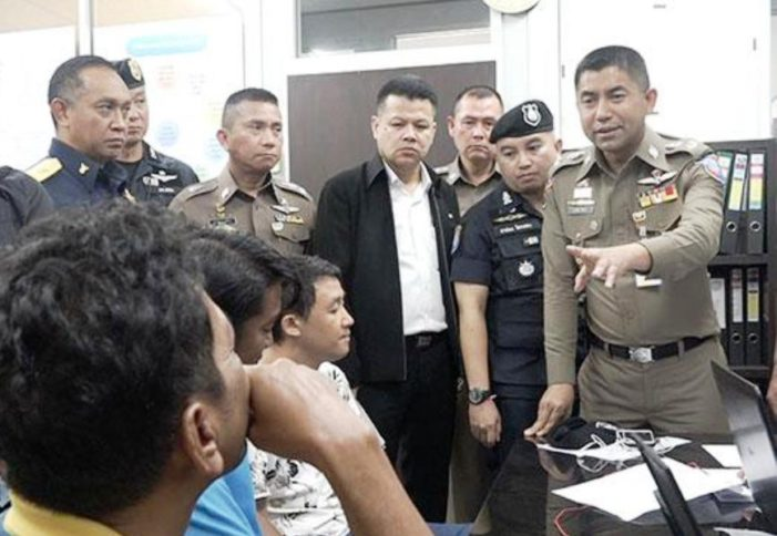 Three Arrested in Koh Samui Accused of Cheating Businesses