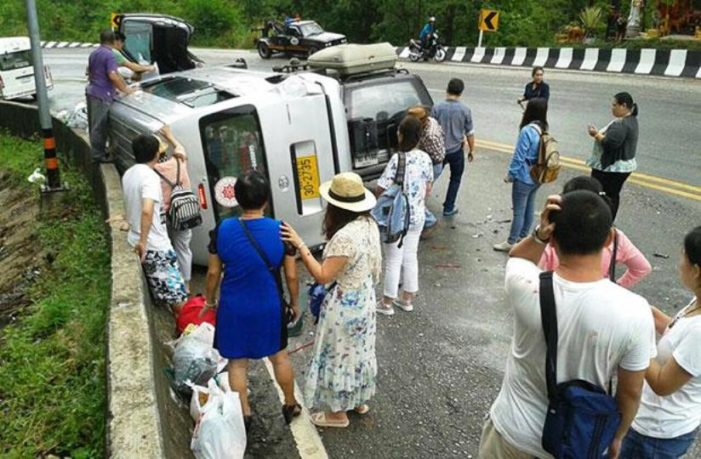 Thailand Adopts Japanese Road Safety Measures to Reduce Country's Shameful Road Death Tolls