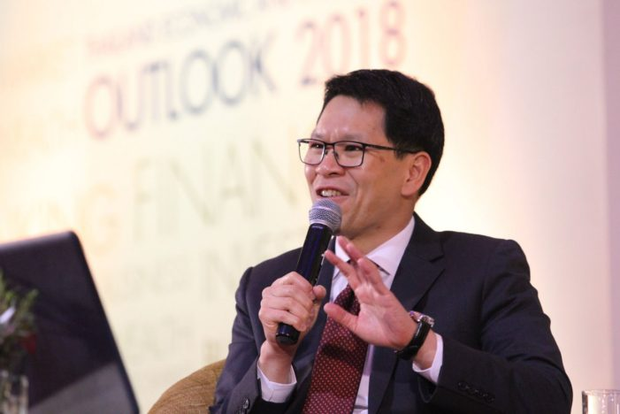 Bank of Thailand Governor Says Interest-Rate Hikes Coming Soon