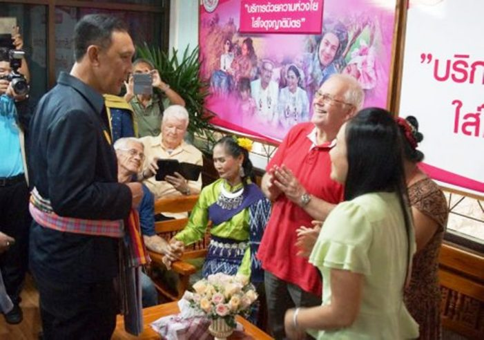 Marriage Training Clinic to Assist Thai Wives with Foreign Husbands Opens in Khon Kaen