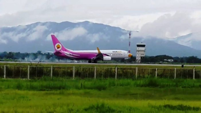 Thai Airways Sets Conditions for Cash Bailout of No-Frills Carrier Nok Air
