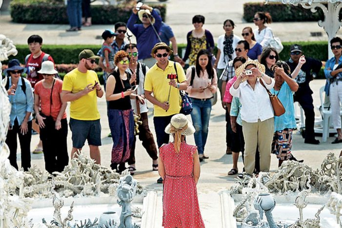 Chiang Rai Begins to Attract Tourists