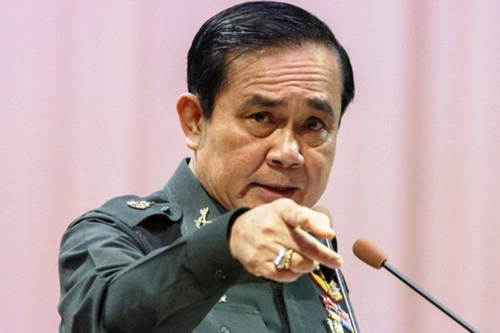 """Thailand's Prime Minister Insists """"Mandatory Conscription"""" is Still Needed"""