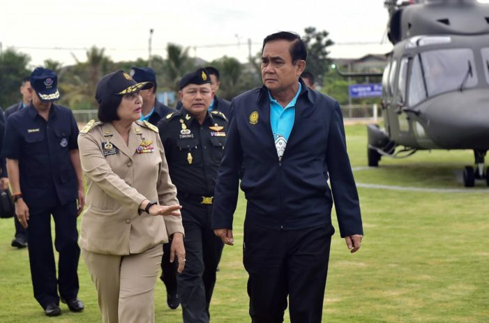 "Will Thailand's Coup Leader Prayuth Become an ""Outside Prime Minister"""