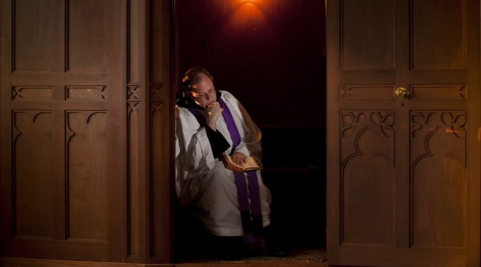 Catholic Church in Australia to Protect Confessions of Child Molesters