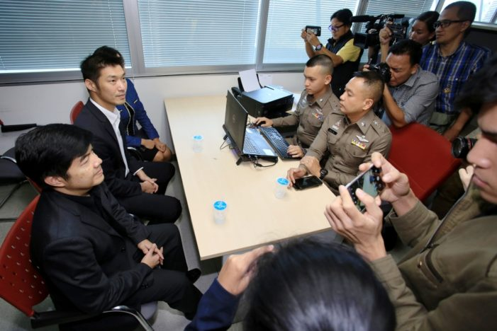 New Up and Coming Political Party in Thailand Charged Under Draconian Old Law