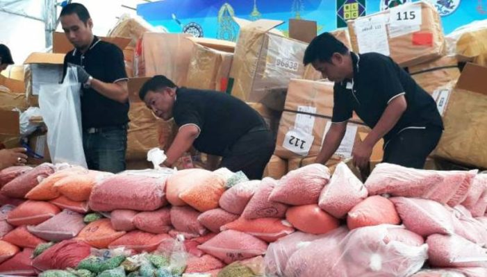 Drug Trafficking in Thailand on the Rise as Producers Gain Access to New Chemicals