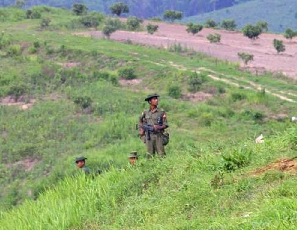 illicit narcotics shan state myanamar