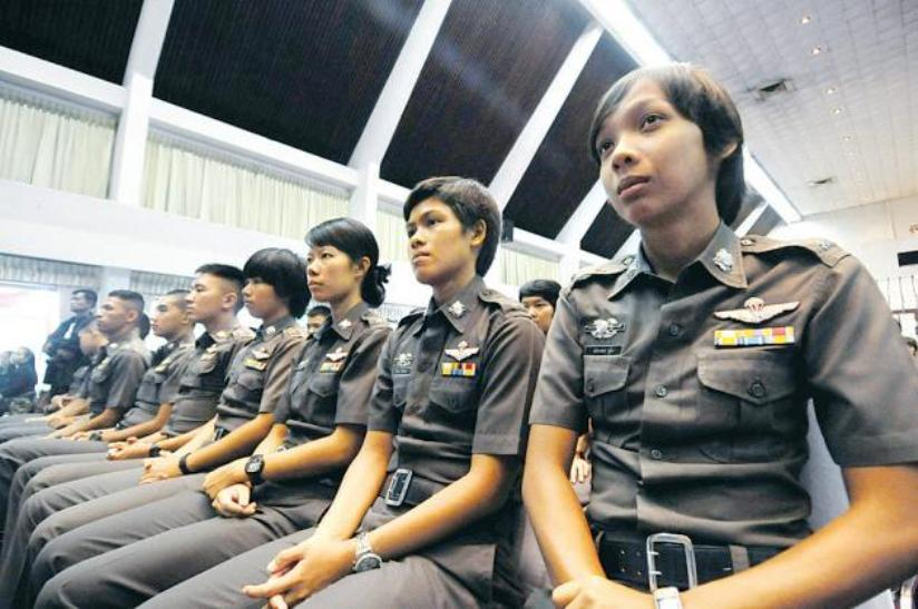 Royal Thai Police Office Halts Admissions of Women to Royal Police Cadet Academy
