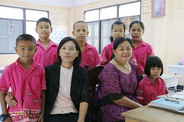 School in Northern Thailand With Only One Teacher in Dire Need of Staff