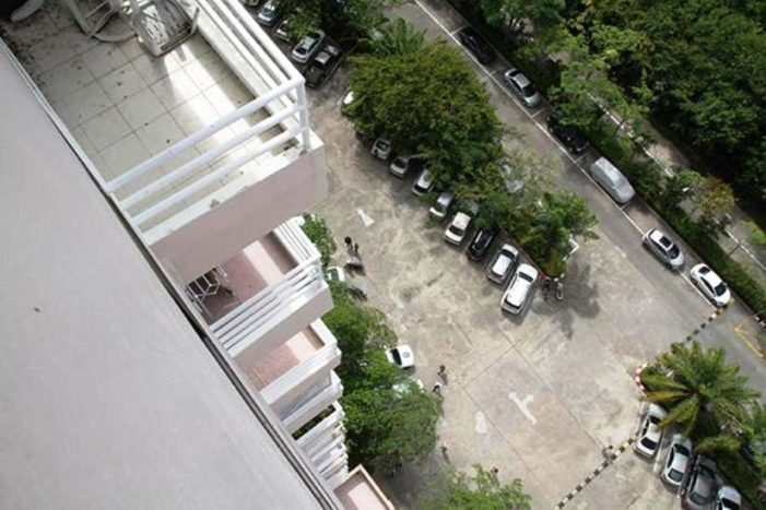 80 Year-Old Frenchman Leaps to his Death from17th Floor Condo in Pattaya, Thailand