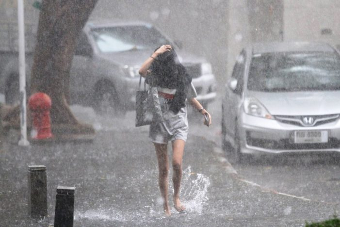 Meteorological Department Issues Heavy Rain Warning for Northern Thailand