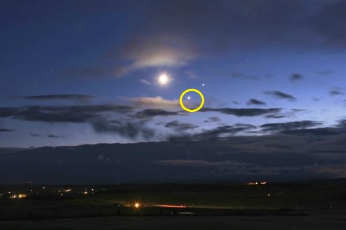 Venus Over Chiang Rai, Astronomers Report Venus Will be at its Brightest on September 25th and 30th