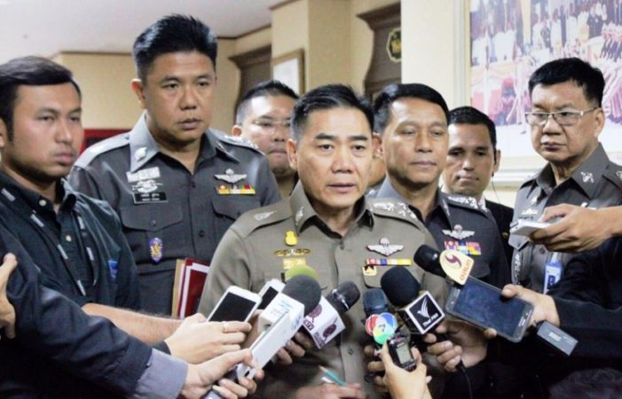 Thailand's National Police Chief Confirms the Blacklisting of a British Woman