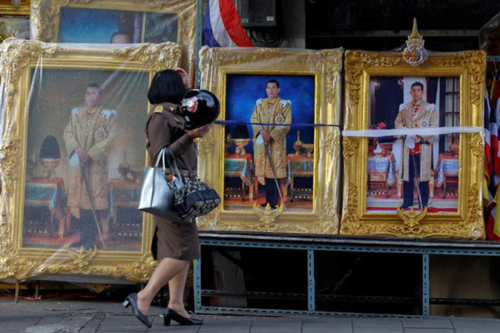 Thai Appeals Court Drops Lese-Majeste Charges Against Six Teens for Setting Fire to Royal Portraits