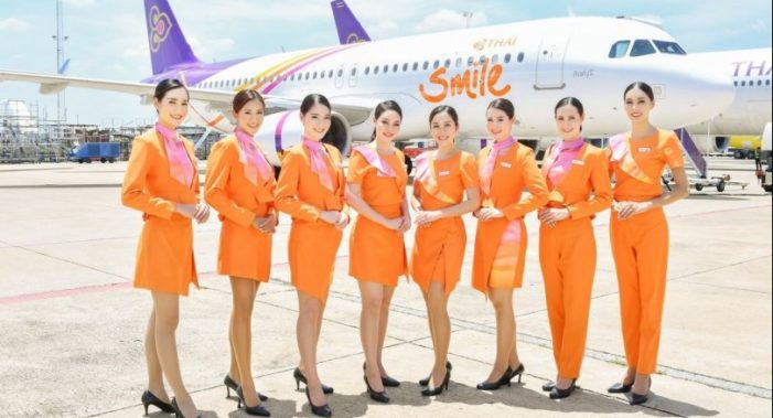Thailand's Budget Airline, THAI Smile Unveils Newly Designed Airbus A320-200