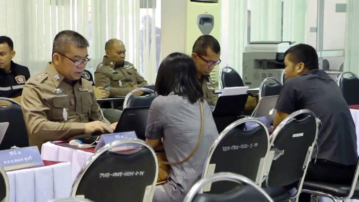 Two Senior Thai Justice Ministry Officials and 30 Policemen To Be Charged Over Alleged 240-Million-Baht Fraud