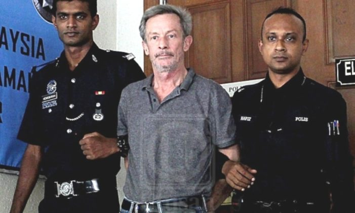 American Gerald Wayne Mickelson Sentenced to Death by Hanging in Malaysia