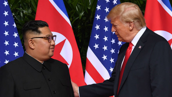 North Korean leader Kim Jong Un Wants Second Summit With President Trump