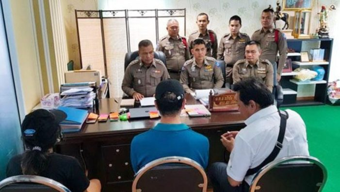 76 Year-old Japanese Man Arrested in Pattaya for Buying Sex From a 13-year-old Girl