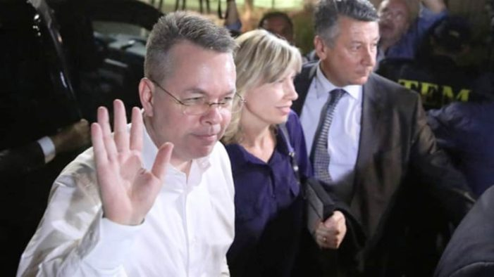Trump Administration Secures Release of American Pastor Andrew Brunson from Turkish Prison