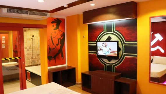 Hotel in Central Thailand Removes Adolf Hitler Themed Room after Outrage from Jewish Groups
