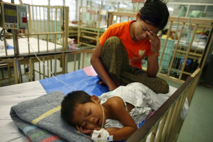 Dengue Fever Outbreaks in Thailand Expand 19% in One Month