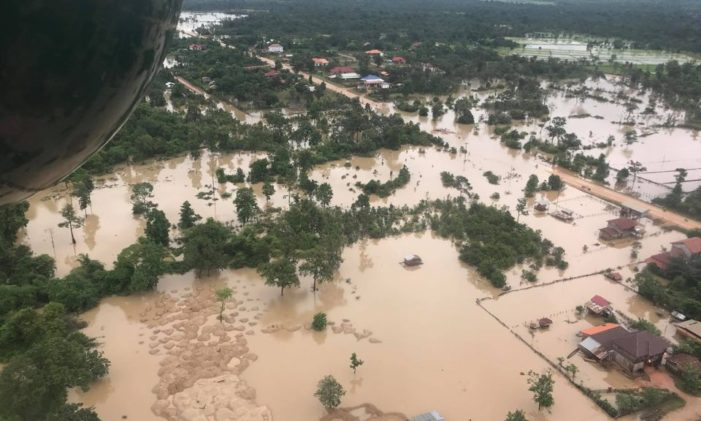 """Civil Society Groups Say """"Official Death Toll"""" of Laos Dam Disaster, Not Credible"""