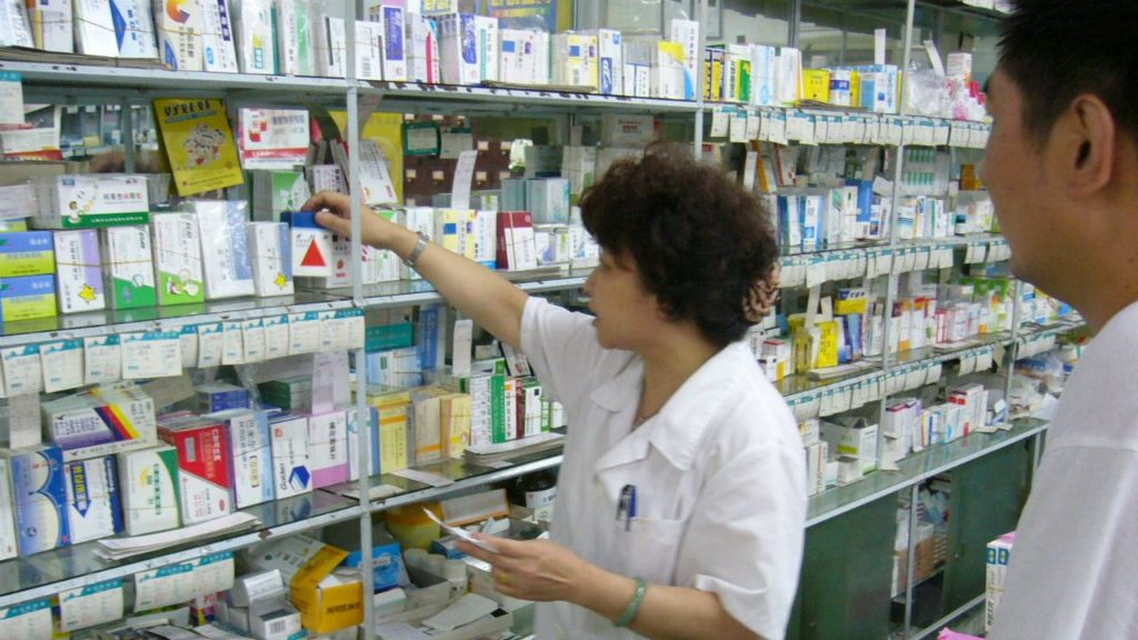 Thailand's Hospital Patients Can Now Buy from the Local Drugstores