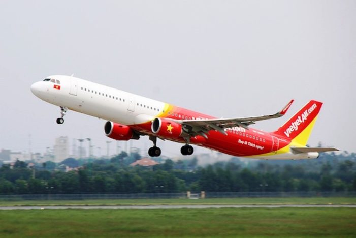 Vietjet Air to Launch Flights Connecting Da Nang-Bangkok from October 15