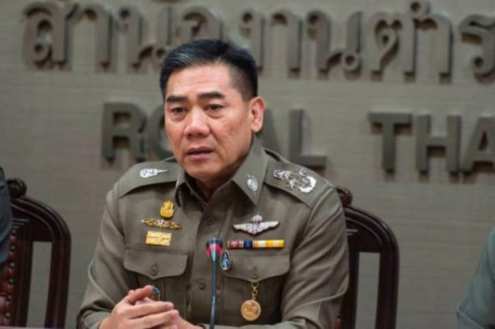 Thailand's National Police Chief Delivers Reform Policy to Police at all Levels