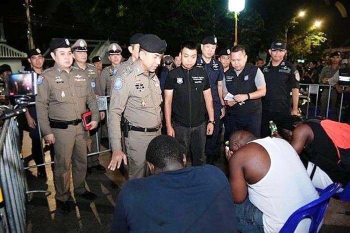 Thailand's Immigration Given One Month to Arrest and Deport Thousands of Foreigners