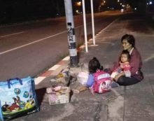 Bus Driver Faces Probe for Deserting Grandmother and 2 Children on Roadside in Rayong