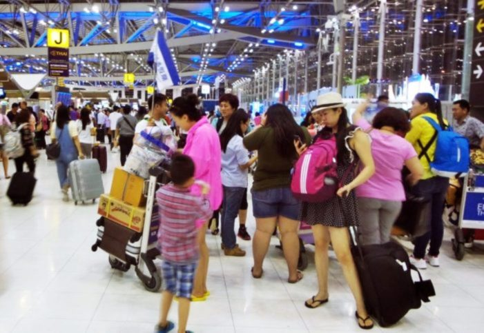 Tour Boat Tragedy and Airport Assault Turning Chinese Tourists off Thailand