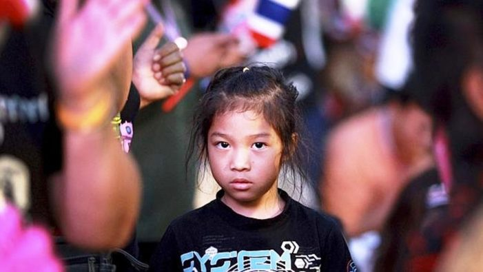 Thailand's Junta Government Proposes Tougher Child Protection Laws