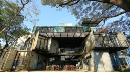 Shipping Container School in Thailand Teaches Sustainable Construction