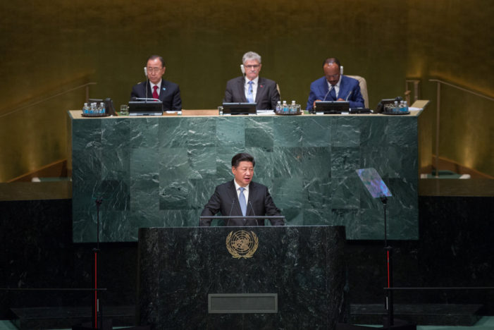 """China Slowly Buying """"Influence"""" Away from the US at the United Nations"""