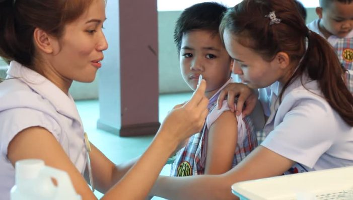 Measles Outbreak in Southern Thailand Caused by Muslims Believing Vaccine Contains Pork Products ...