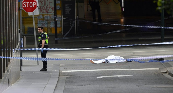 Australian Police Reveal Somali Muslim Who Went on Deadly Rampage Was Radicalized by Islamic State