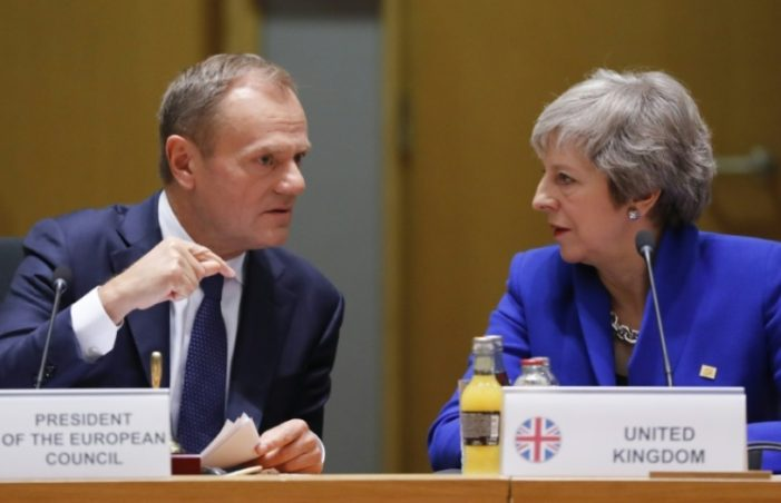 Brexit Divorce Deal Approved by Britain and the European Union