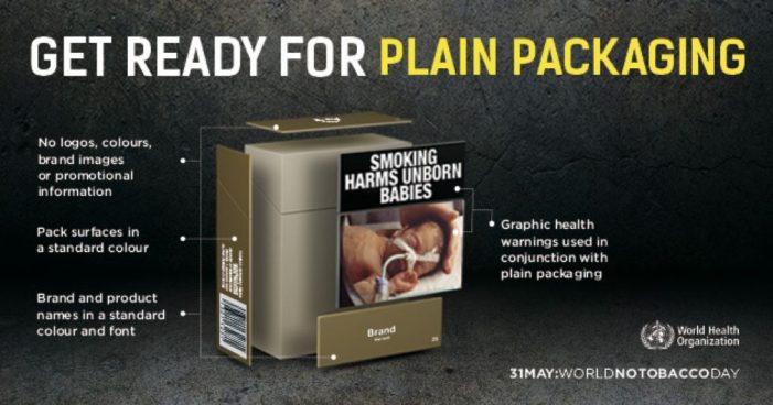 Thailand's Health Ministry Approves Draft Regulation Requiring Plain Cigarette Packaging